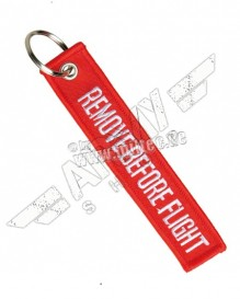 Obesek za kluče Remove before flight