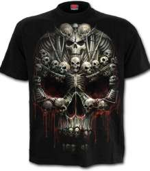 T-shirt Spiral Direct DEATH BONES