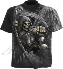 T-Shirt DEATH ANGEL WRAP