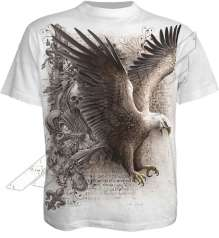 T-shirt WINGS OF FREEDOM