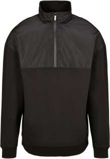 Moški flis pulover Military Troyer
