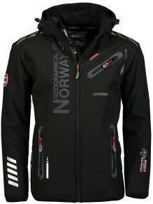 Moška Softshell jakna Geographical Norway Royaute B