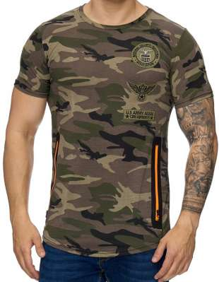 T-Shirt US ARMY ASSN