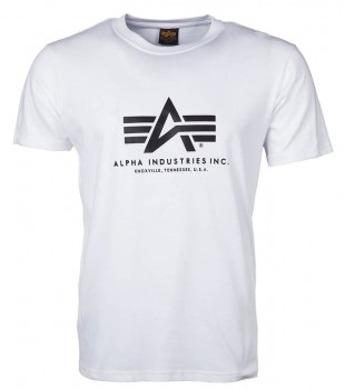 T-shirt Alpha Industries Logo